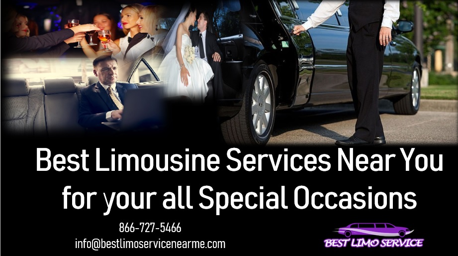 Best Limousine Services Near You