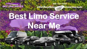 Best Limo Services Near Me