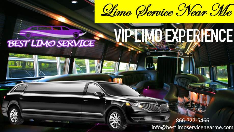 Limo Services Near Me