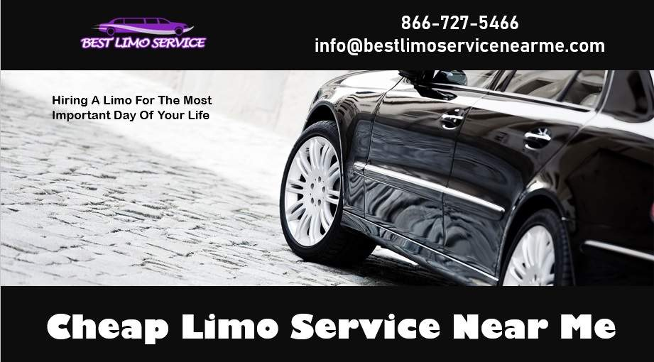 Cheap Limos Services Near Me