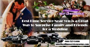 Best Limo Service Near Me