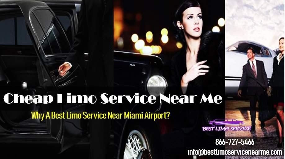 Cheap Limo Services Near Me