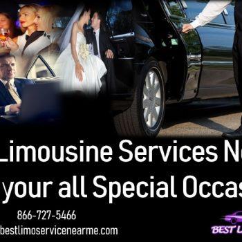 Best Limousine Services Near You